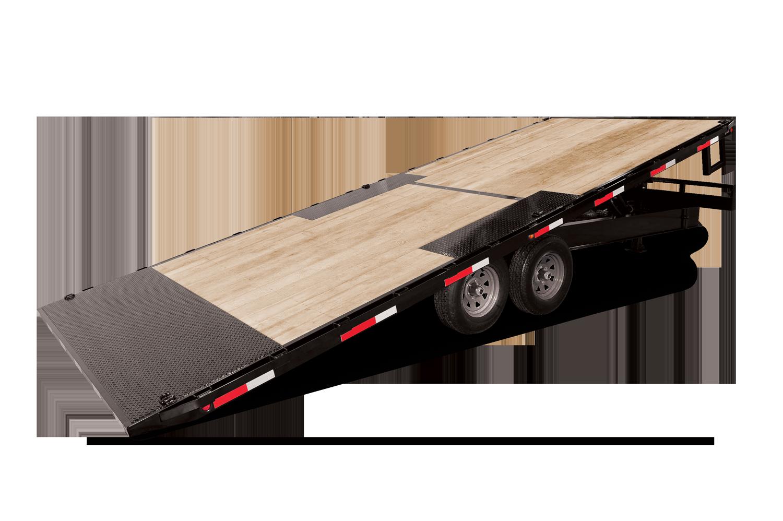 2021 Sure-Trac 8.5x22 Deckover Tilt Tandem Dual Wheel 15K 2022851