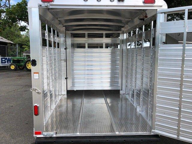 2020 4 Star 24' Runabout Stock Trailer  SOLD