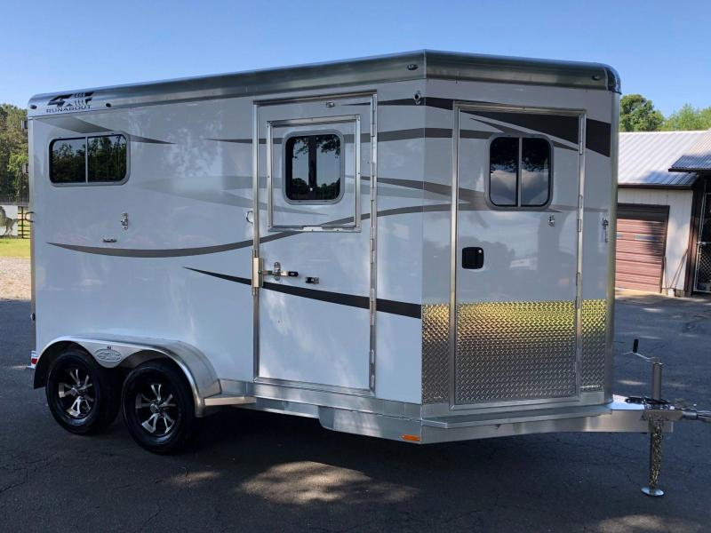 2022 4 Star 2 Horse BP Runabout