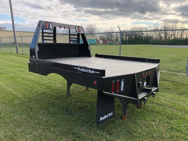 2020 BRADFORD BUILT WORKBED FLATBED - 84/84/42/42