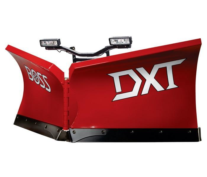 2020 BOSS DXT SNOW PLOW - 8'2 STEEL
