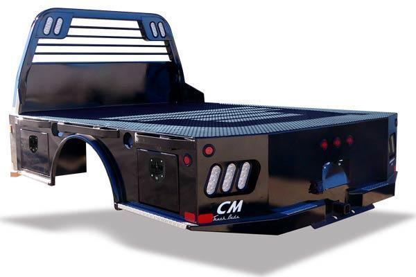 CM SK FLATBED - 60CA DRW CAB CHASSIS