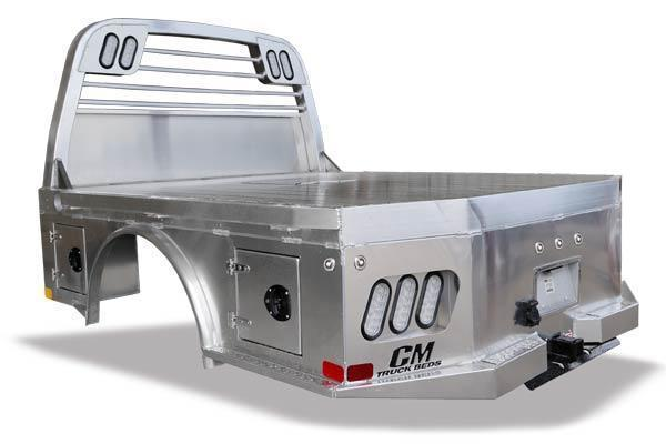 CM ALSK FLATBED - CHEV 4500/5500/6500 60CA DRW CAB CHASSIS
