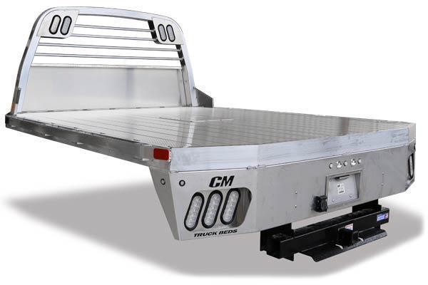 CM ALRD FLATBED - 60CA DRW CAB CHASSIS