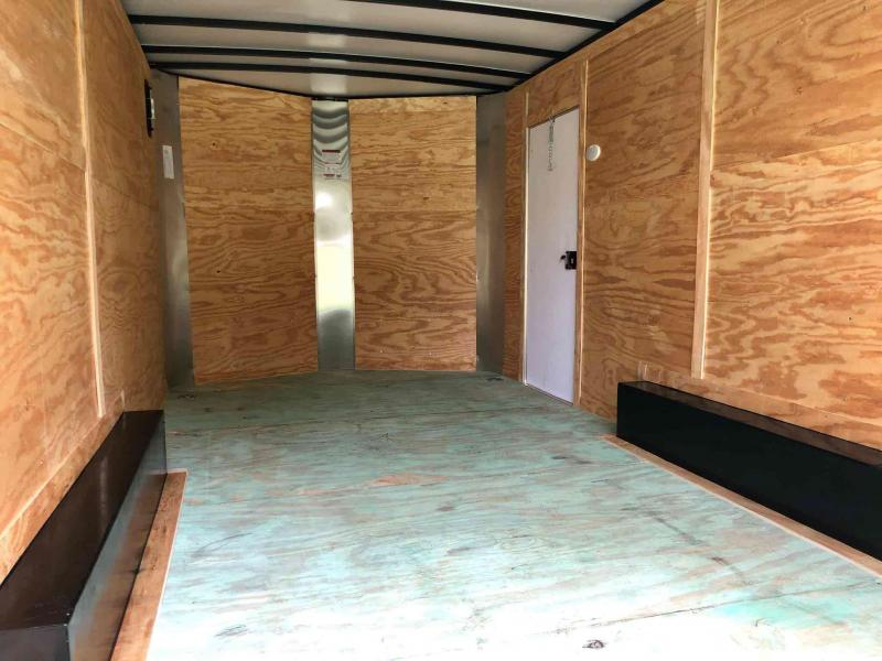 2022 Arising 8.516VTRB Enclosed Cargo Trailer