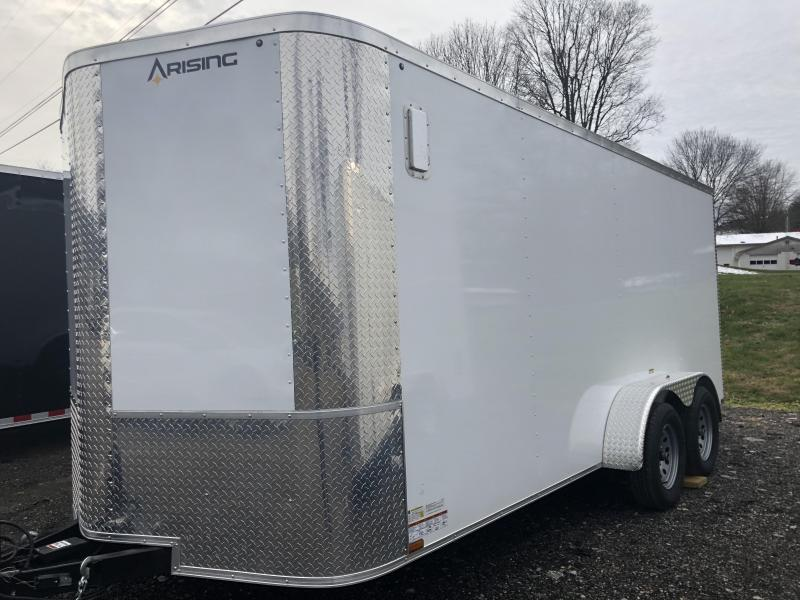 2021 Arising 716VTRW Enclosed Cargo Trailer