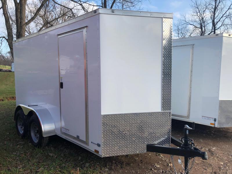 2020 Anvil AT6X12TA2 Enclosed Cargo Trailer
