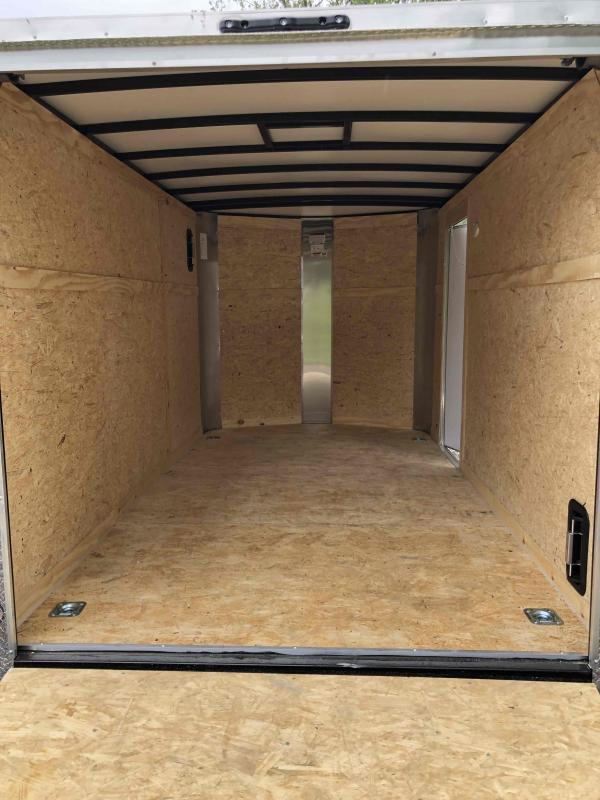2021 Arising 712VTRW Enclosed Cargo Trailer