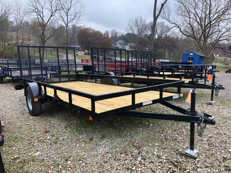 2021 Currahee L614 Utility Trailer