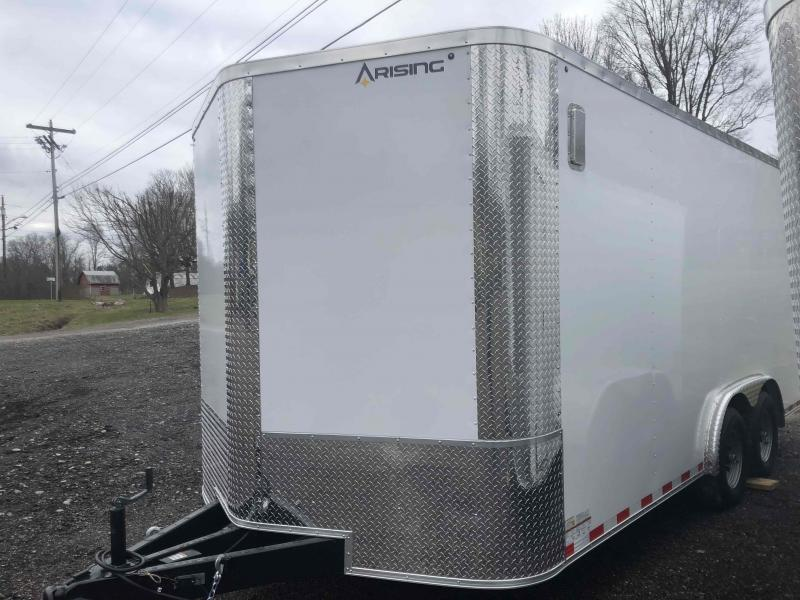 2021 Arising 8.516VTRW Enclosed Cargo Trailer