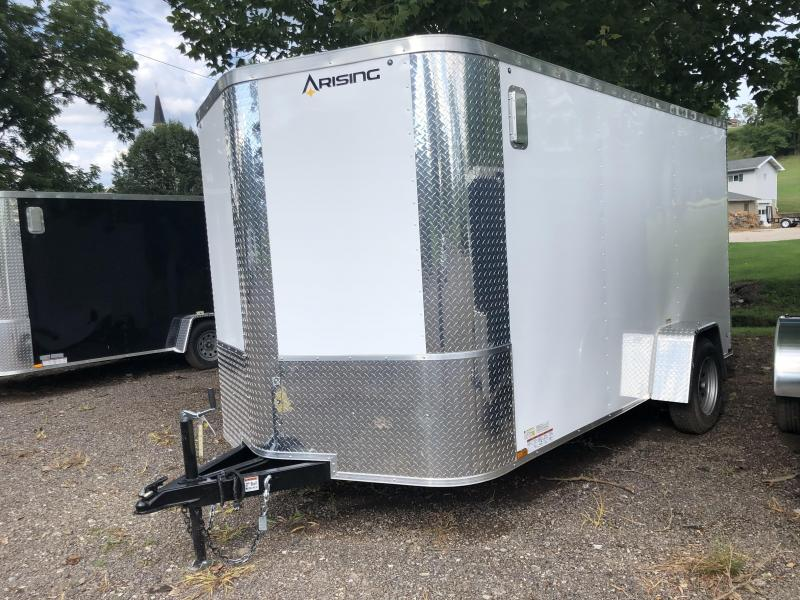 2020 Arising 712VSRW Enclosed Cargo Trailer