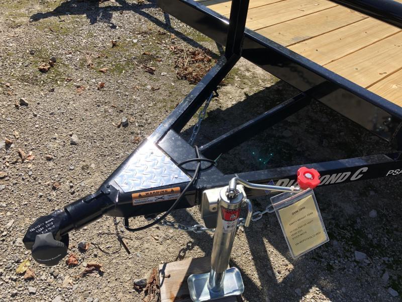 2021 Diamond C Trailer PSA135 14X77 Utility Trailer