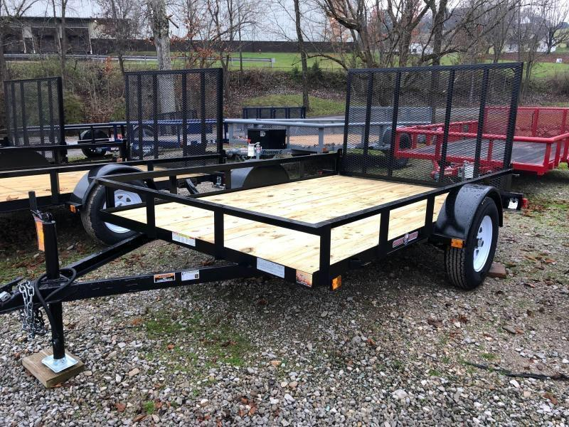 2021 Currahee L610 Utility Trailer