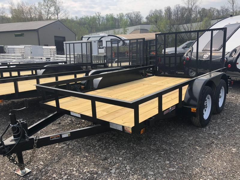 2021 Currahee LD612 Utility Trailer