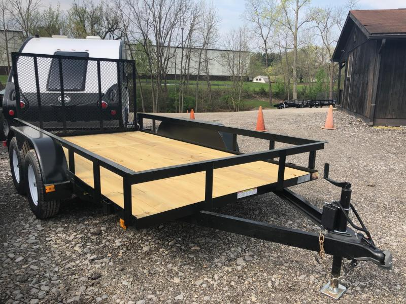 2022 Currahee LD612 Utility Trailer