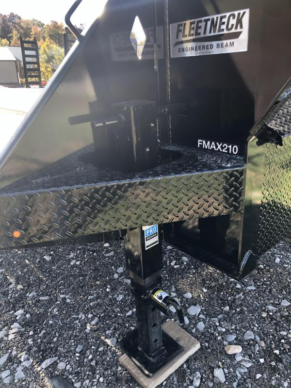 2021 Diamond C Trailers FMAX210 25X102MR Equipment Trailer