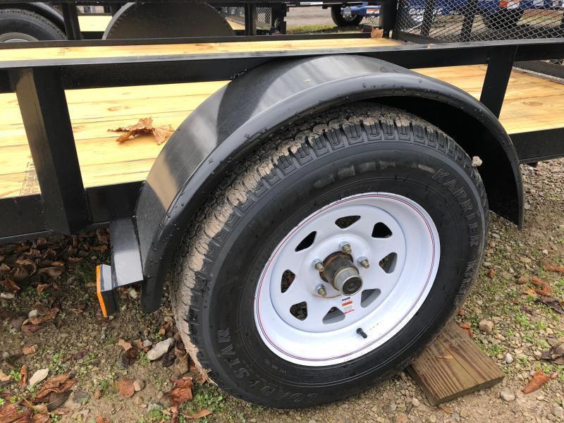 2022 Currahee L612 Utility Trailer