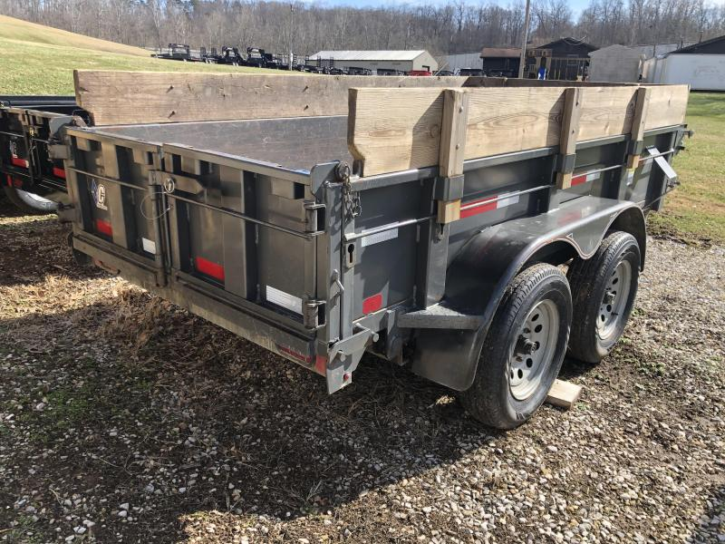 *For Rent* 2016 Diamond C Trailers 41ED 10X60 Dump Trailer