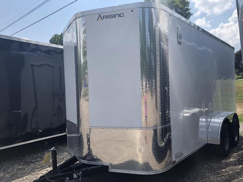2021 Arising 714VTRW Enclosed Cargo Trailer w/ 7' Interior Height