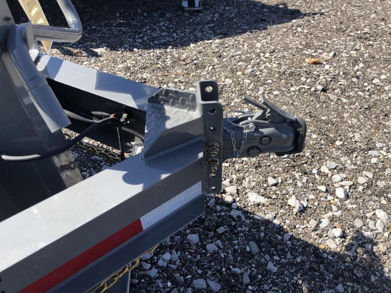 2021 Diamond C Trailers HDT207 20X82 Equipment Trailer