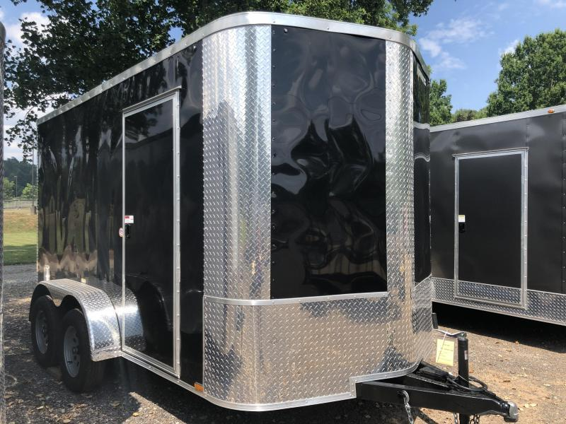 2021 Arising 712VTRB Enclosed Cargo Trailer w/ 7' Interior Height