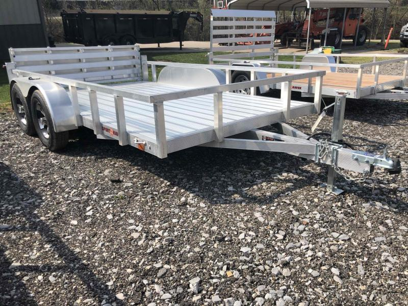 2021 Sport Haven AUT712D-F Utility Trailer