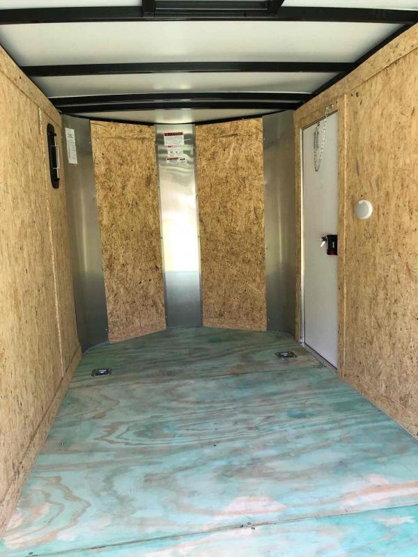 2022 Arising 510VSRB Enclosed Cargo Trailer