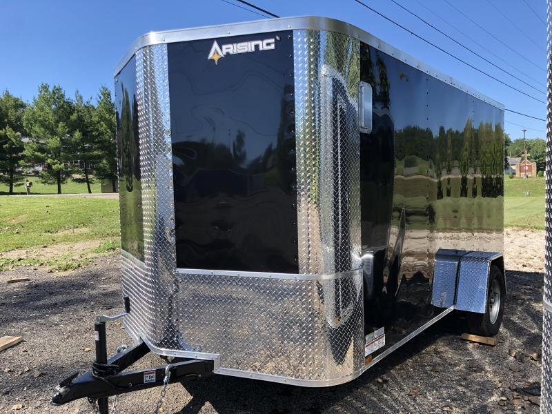 2021 Arising 712VSRB Enclosed Cargo Trailer