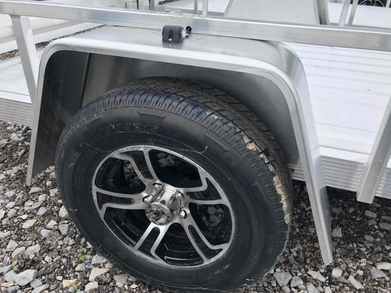 2021 Sport Haven AUT610D-F Utility Trailer