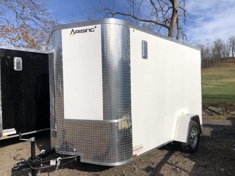 2021 Arising 610VSRW Enclosed Cargo Trailer