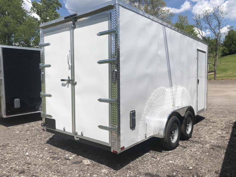 2021 Arising 716VTDW Enclosed Cargo Trailer With 7' Interior Height
