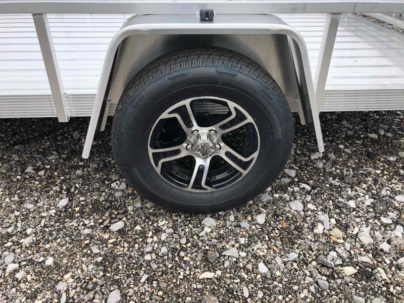 2021 Sport Haven AUT612D-F Utility Trailer