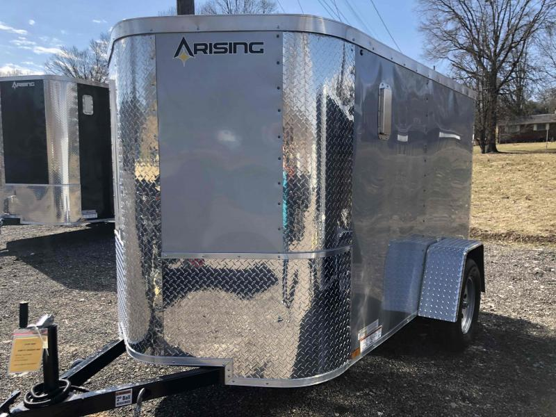 2021 Arising 58VSRSM Enclosed Cargo Trailer