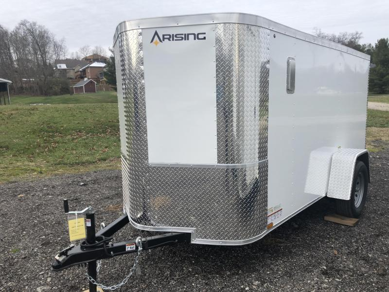 2021 Arising 510VSRW Enclosed Cargo Trailer