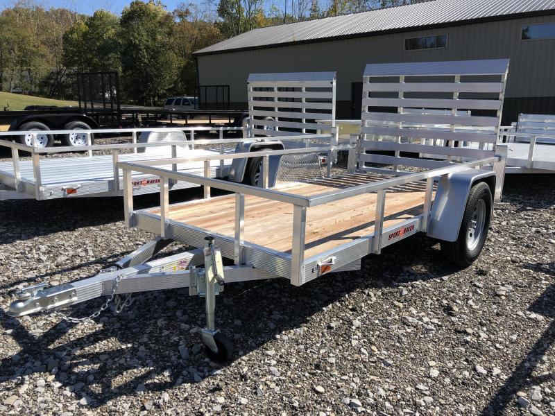 2021 Sport Haven AUT510 Aluminum Utility Trailer