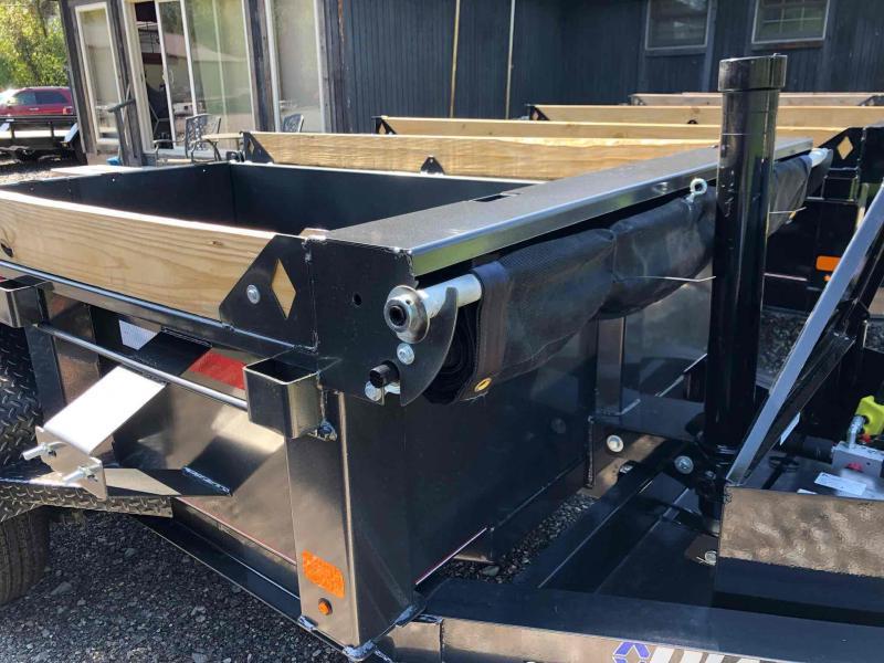 2021 Diamond C Trailers GST160 8X60 Dump Trailer