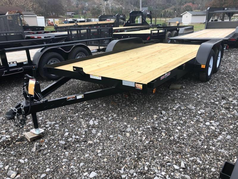 2021 Currahee C716 Car Trailer