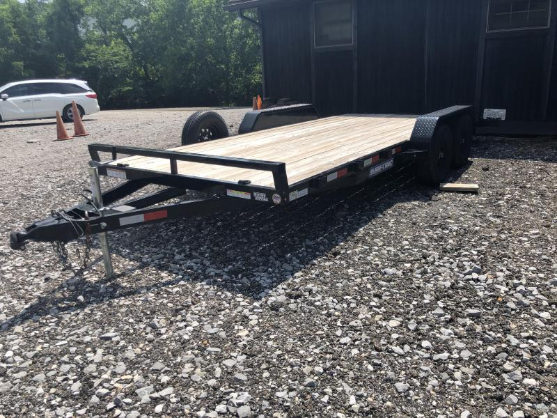 *RENTAL* 2019 Sure-Trac 82X18 Car Trailer