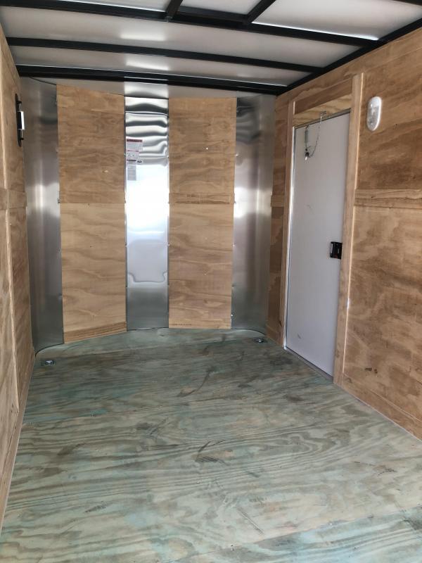 2021 Arising 712VSRB Enclosed Cargo Trailer With 7' Interior Height