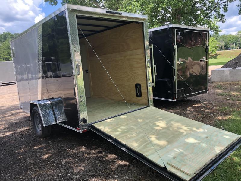 2020 Arising 612VSRSM Enclosed Cargo Trailer