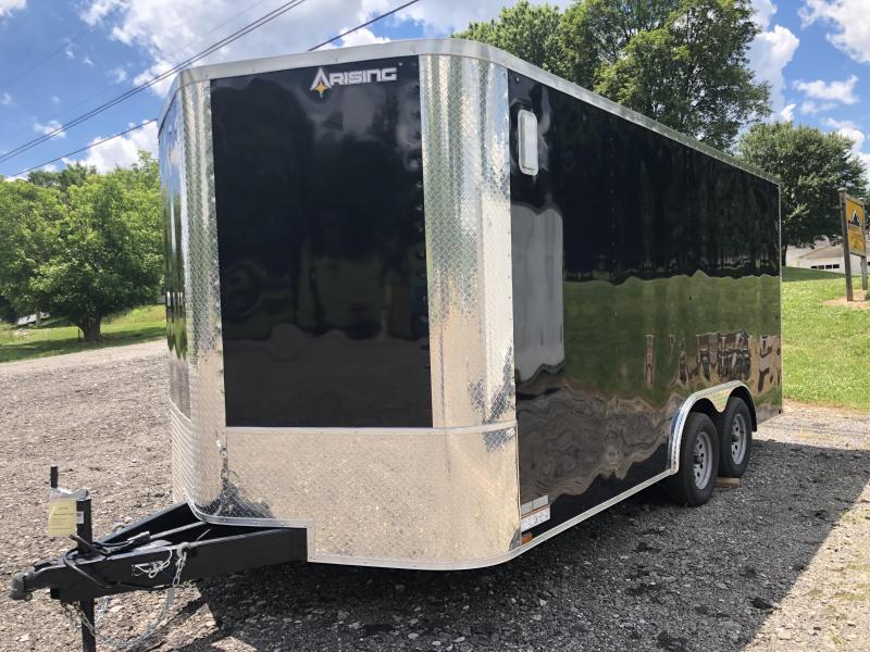 2020 Arising 8.516VTRB Enclosed Cargo Trailer