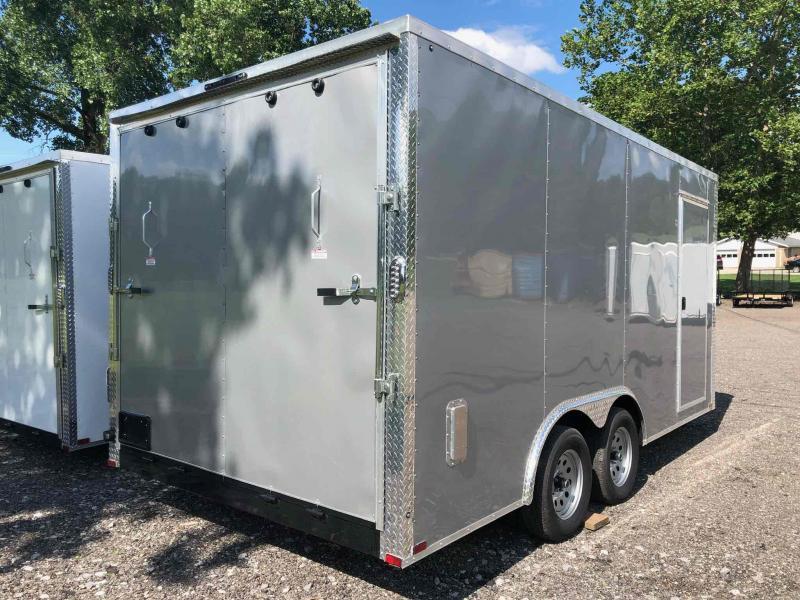 2021 Arising 8.516VTRSM Enclosed Cargo Trailer