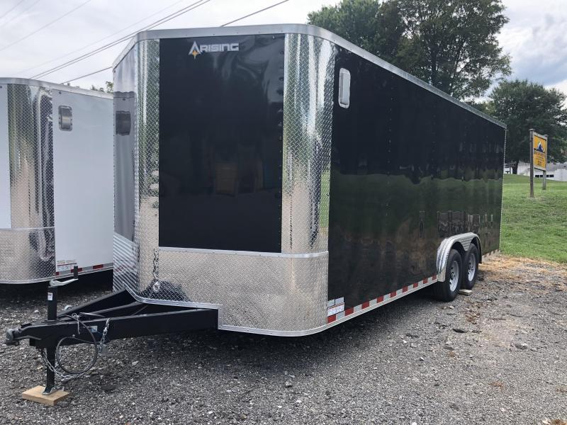 2020 Arising 8.520VTRB Enclosed Cargo Trailer