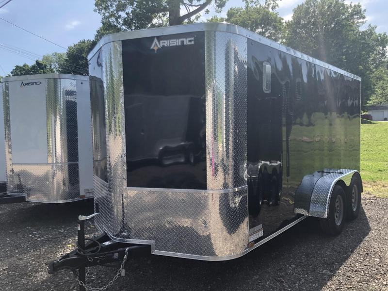 2020 Arising 714VTRB Enclosed Cargo Trailer