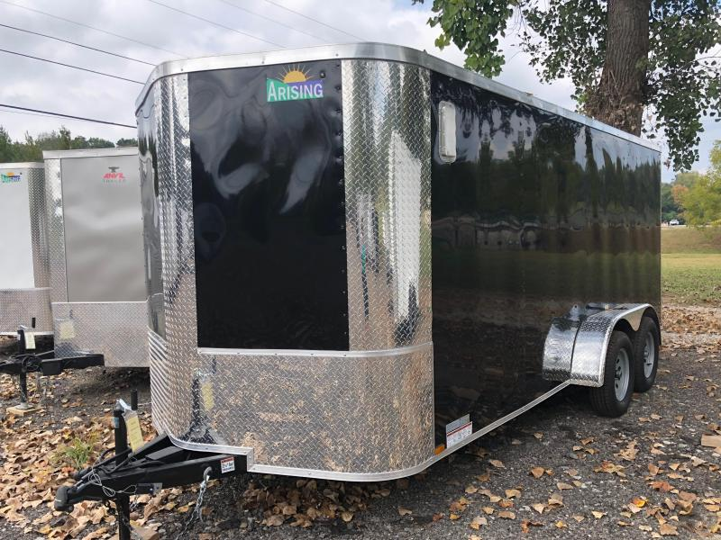 2020 Arising 716VTRB Enclosed Cargo Trailer