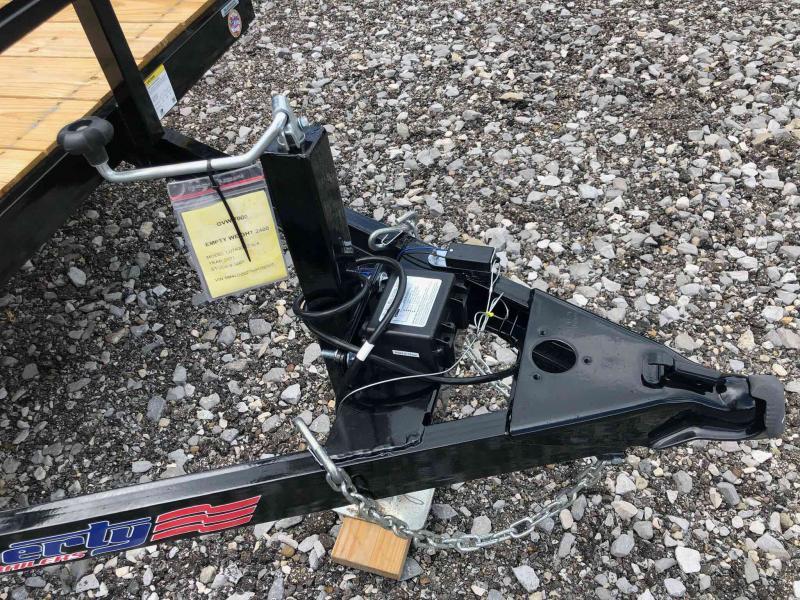 2021 Liberty LU7K83X20C4 Utility Trailer