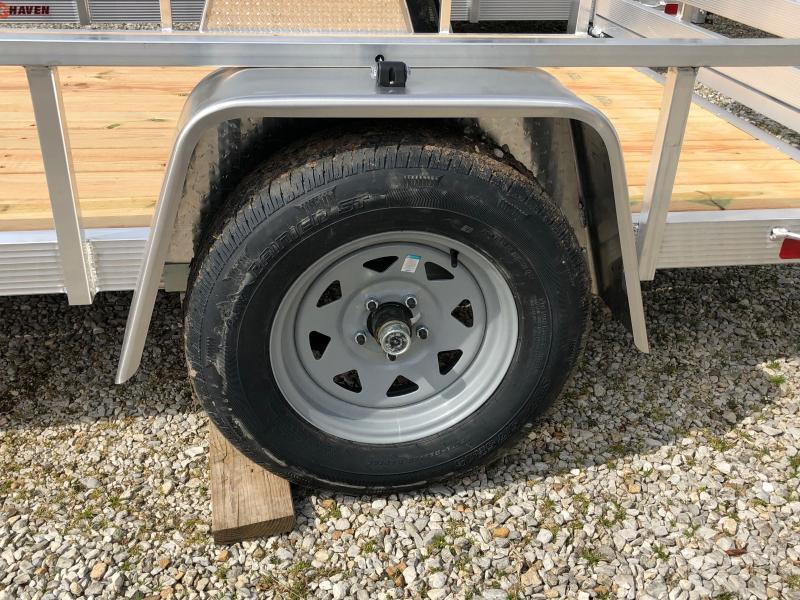2021 Sport Haven AUT610 Aluminum Utility Trailer