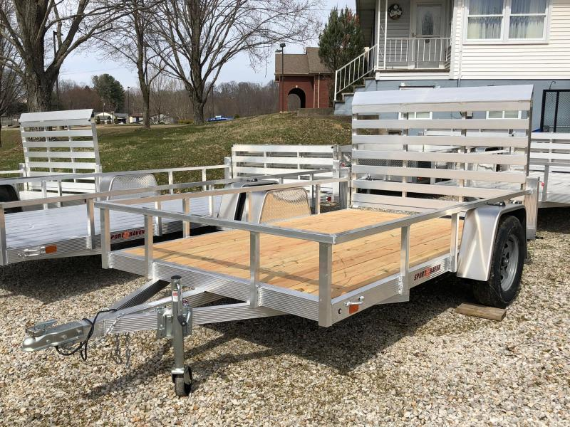 2021 Sport Haven AUT610 Aluminum Utility Trailer
