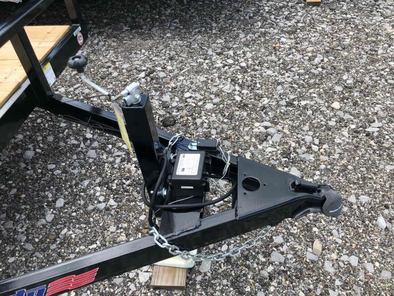 2021 Liberty LU7K83X16C4 Utility Trailer