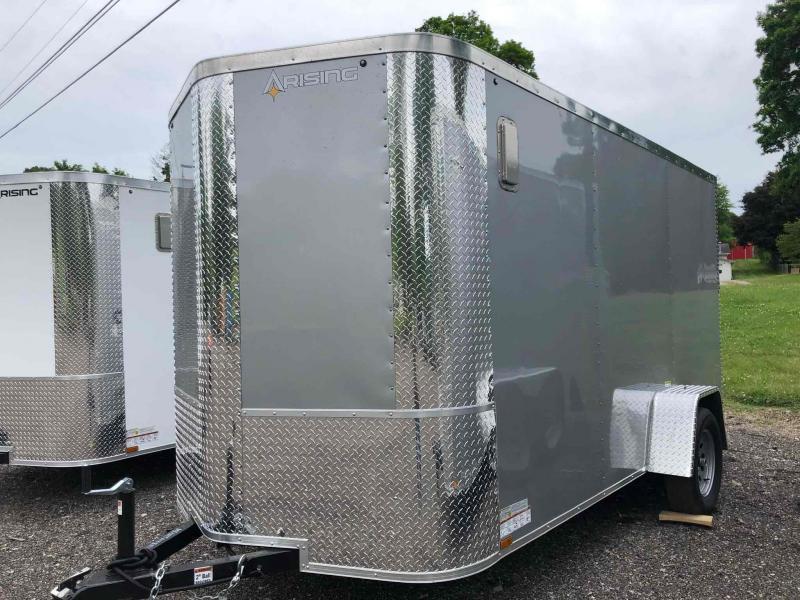 2021 Arising 612VSRSM Enclosed Cargo Trailer